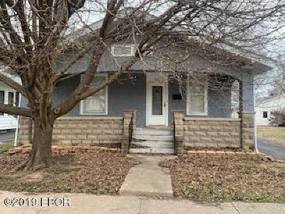 Murphysboro Single Family Home Active Contingent: 2122 Spruce Street