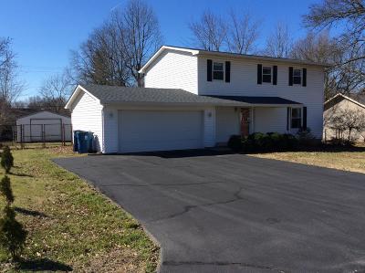 Mt. Vernon Single Family Home For Sale: 3201 Mulberry Avenue