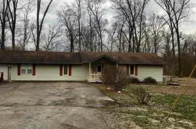 Marion Single Family Home For Sale: 15795 Corinth Road