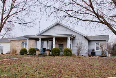 Marion Single Family Home For Sale: 14009 Linck Road