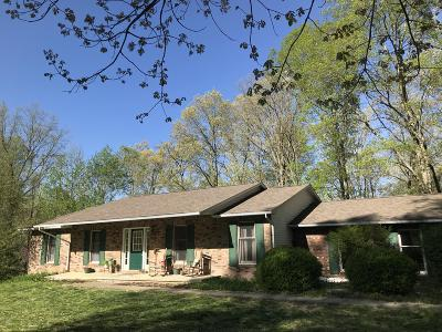 Carbondale Single Family Home For Sale: 155 Lamb Road