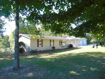 Johnson County Single Family Home For Sale: 3810 Gilead Church Road Road