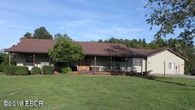 Carbondale IL Single Family Home For Sale: $175,700