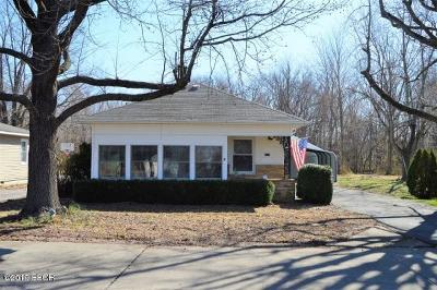 Herrin Single Family Home For Sale: 2814 N Park Avenue