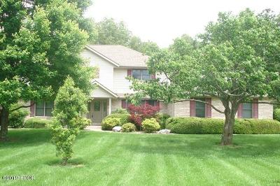 Herrin Single Family Home For Sale: 20 Deer Run