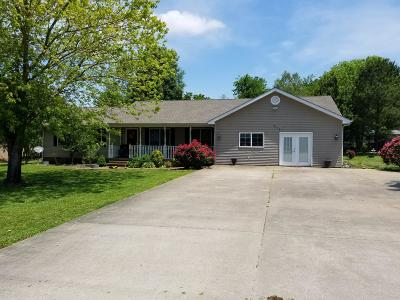 Massac County Single Family Home For Sale: 2464 Rolling Meadows Road