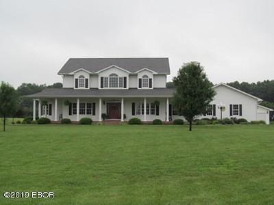 Mt. Vernon Single Family Home For Sale: 15390 E Holland Drive