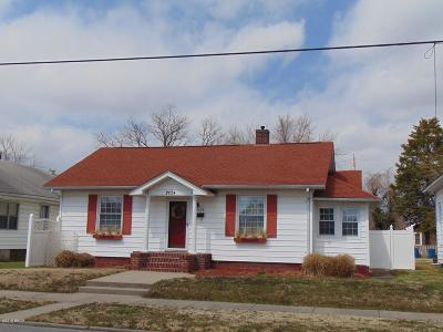 Murphysboro Single Family Home Active Contingent: 2024 Pine Street