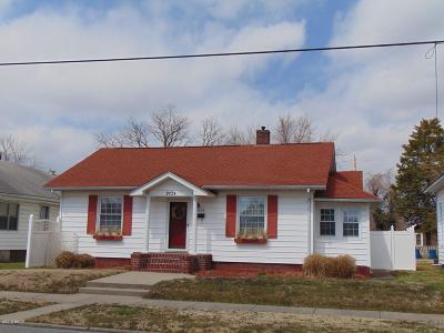 Murphysboro Single Family Home For Sale: 2024 Pine Street