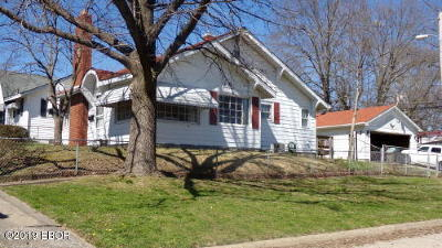 Saline County Single Family Home For Sale: 1302 State Street