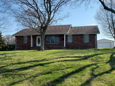 Anna Single Family Home For Sale: 1015 Us Hwy 51
