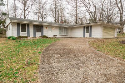 Carbondale Single Family Home For Sale: 1002 W Laurel Street