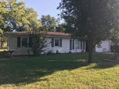 Murphysboro Single Family Home For Sale: 72 Janet Lane
