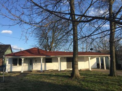 Massac County Single Family Home For Sale: 610 Broadway Street