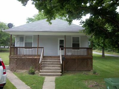 Johnston City Single Family Home For Sale: 1414 Newton Avenue Avenue