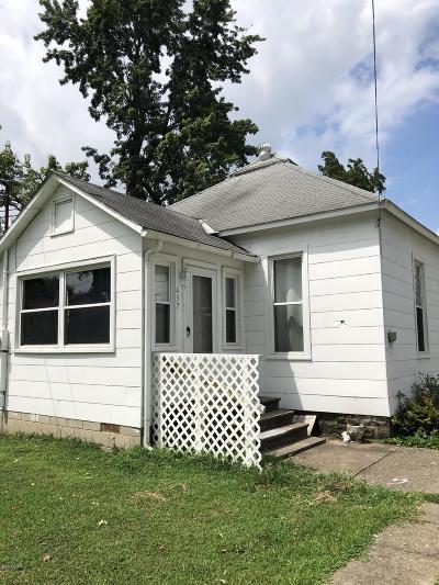 Benton Single Family Home For Sale: 437 W Church Street