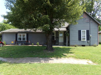 Carterville Single Family Home Active Contingent: 226 McNeil Street