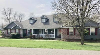 Carterville Single Family Home Active Contingent: 122 Jeremy Drive