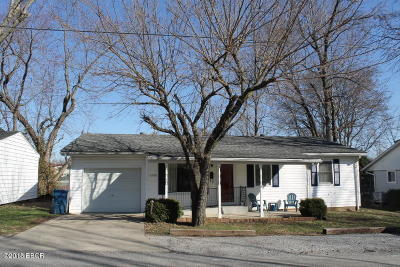 Marion Single Family Home For Sale: 1208 W Goodall Street