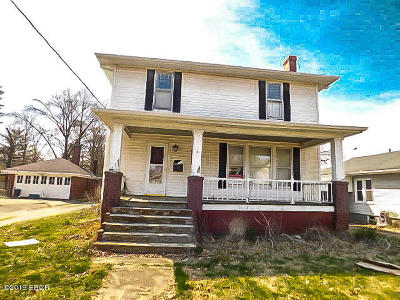 Single Family Home For Sale: 501 N Webster Street