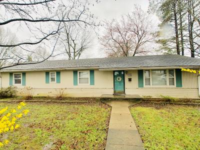 West Frankfort Single Family Home For Sale: 1702 E Elm Street
