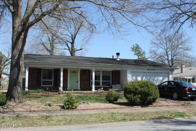 Carbondale Single Family Home For Sale: 2002 W Norwood Drive