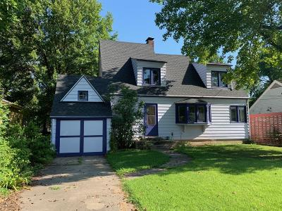 Carbondale Single Family Home For Sale: 608 W Elm Street