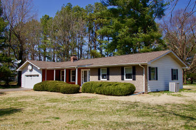 Murphysboro Single Family Home Active Contingent: 1961 E Grange Hall Road