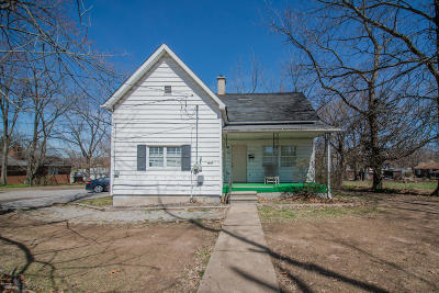Eldorado Single Family Home For Sale: 1920 State Street