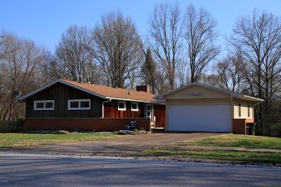 Carbondale Single Family Home Active Contingent: 2717 W Kent Drive