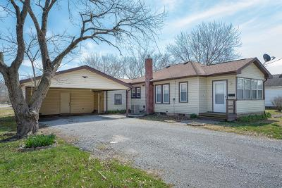 Marion Single Family Home For Sale: 103 S 3rd Street
