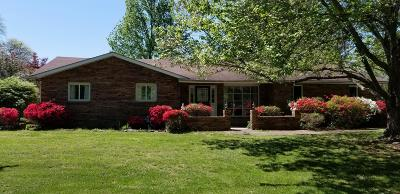 Harrisburg IL Single Family Home For Sale: $148,900
