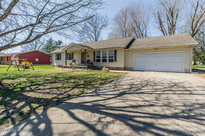 Marion Single Family Home For Sale: 7447 Norris Drive