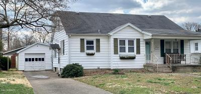 Murphysboro Single Family Home For Sale: 2231 Division Street