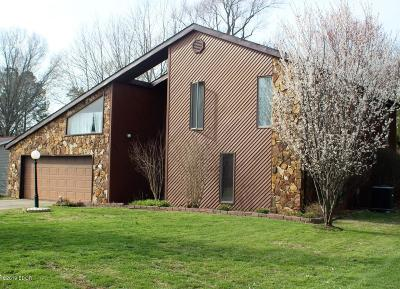 Herrin Single Family Home Active Contingent: 841 Stardust Drive