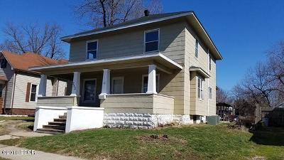 Mt. Vernon Single Family Home For Sale: 712 S 19th Street