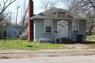 Carbondale Single Family Home For Sale: 408 S James Street