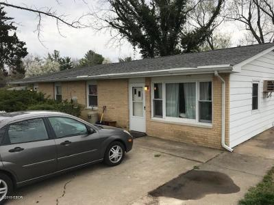 Carbondale Multi Family Home For Sale: 5144 S Giant City Road
