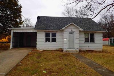 Gallatin County Single Family Home For Sale: 420 N McHenry Street
