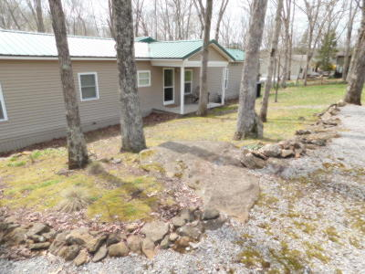 Goreville Single Family Home For Sale: 7 Nottingham Loop