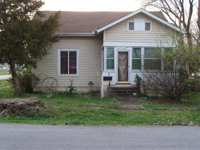 Herrin Single Family Home For Sale: 717 S 18th