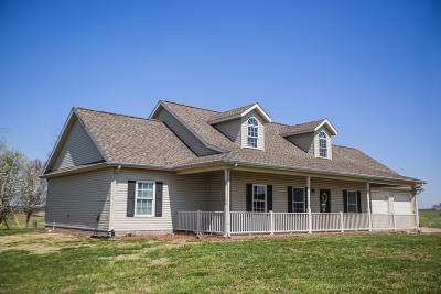 Williamson County Single Family Home For Sale: 14593 Paulton Road