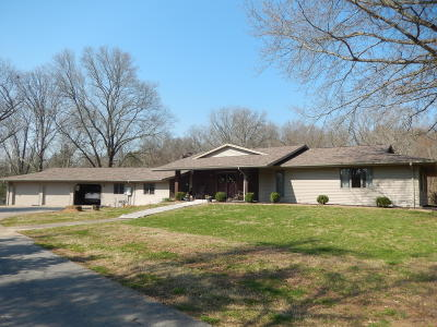 Anna Single Family Home For Sale: 2265 Lick Creek Road Road