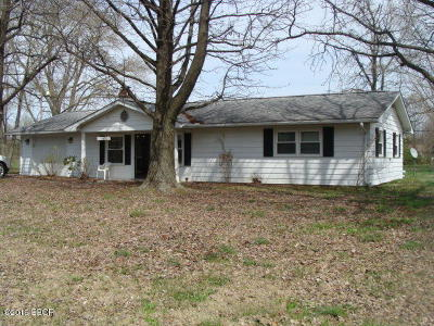 Carterville Single Family Home For Sale: 11472 Kevin Lane