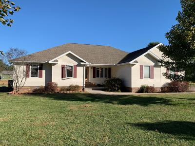 Carbondale Single Family Home For Sale: 842 E Haney Road