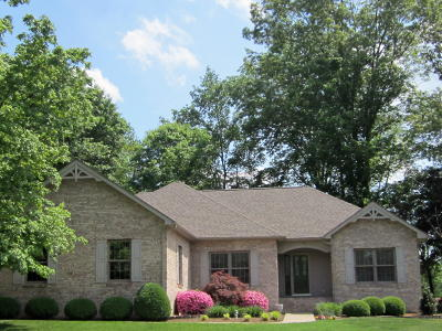 Carbondale Single Family Home For Sale: 1131 Cedar Ridge Drive