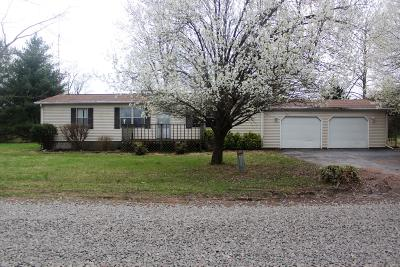 Marion Single Family Home Active Contingent: 10523 Steele Acre Lane
