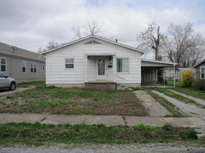 Benton Single Family Home Active Contingent: 1205 E Bond Street