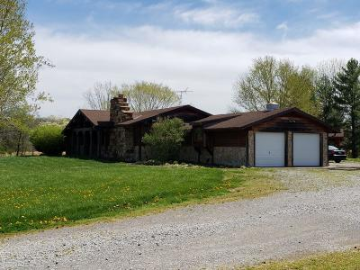 Johnson County Single Family Home Active Contingent: 9410 Route 147