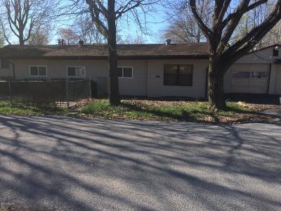 Herrin Single Family Home For Sale: 601 S 23rd Street